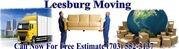 Move your valuable stuff with Leesburg moving company